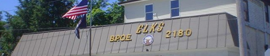 Jamesburg Elks Lodge No. 2180